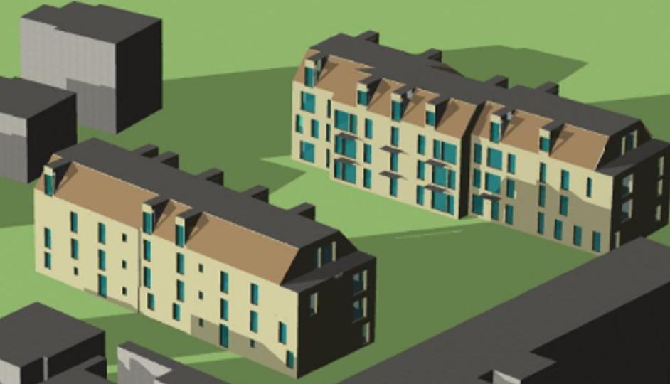 Construction de 44 logements collectifs à RANTIGNY (60)