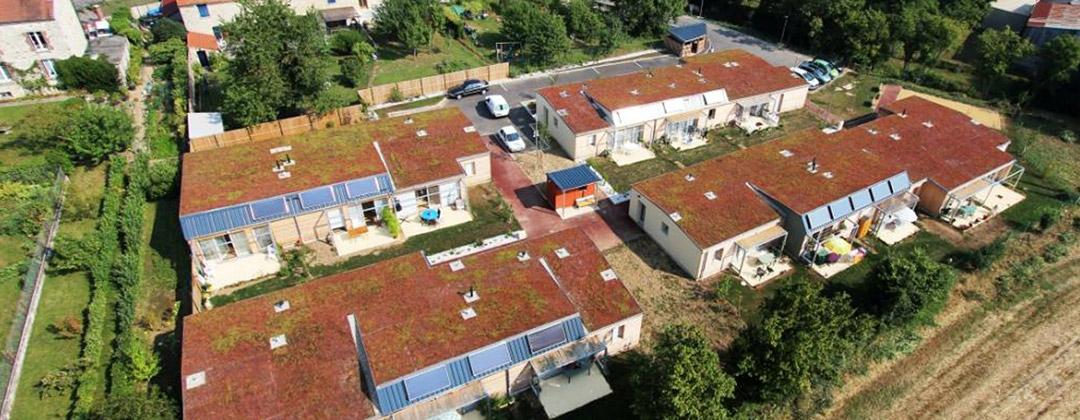 Construction de 15 logements basse consommation à BRASLES (02)