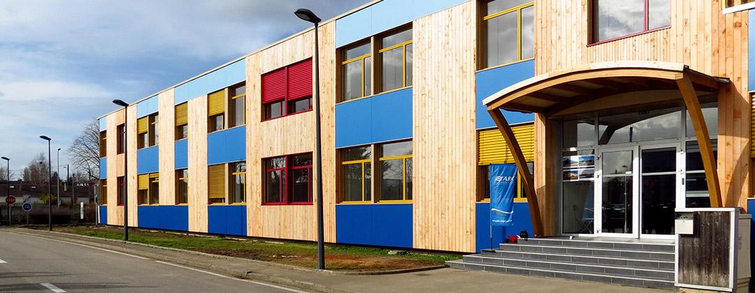 Rénovation énergétique du parc des rives de l'Oise : ARC COMPIÈGNE (60)
