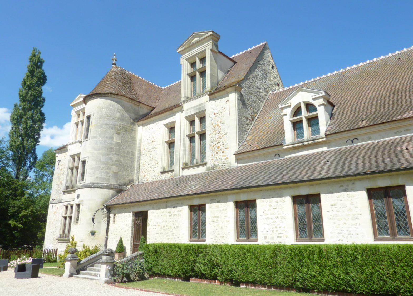 Rénovation du château de PONTARME (60)