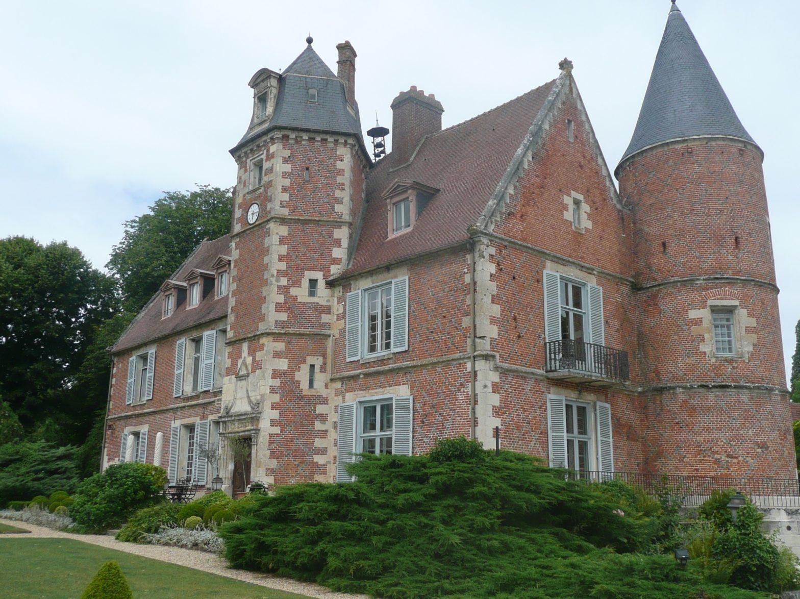 Rénovation énergétique château de OIGNY SUR MARNE (02)