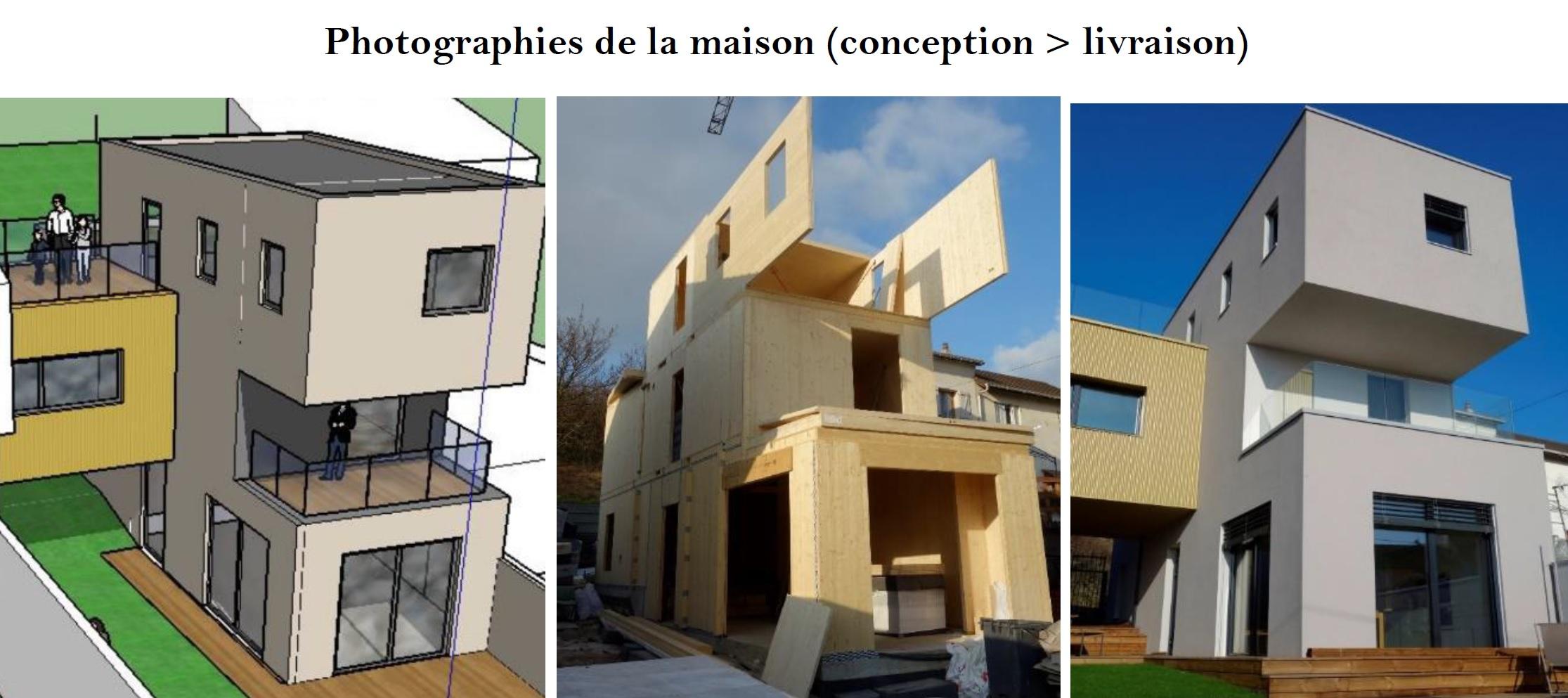 Conception maison passive Montreuil